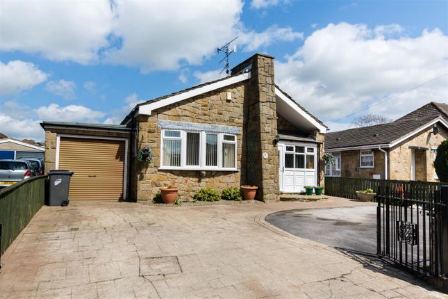 Thumbnail Detached bungalow for sale in Weston Ridge, Otley, Leeds