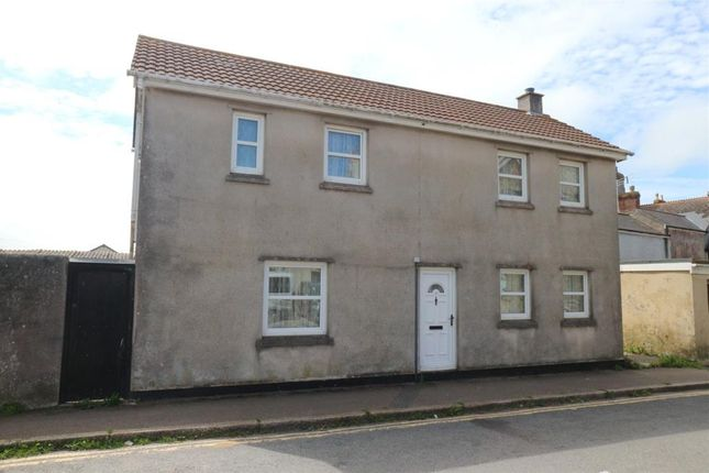 Thumbnail Detached house for sale in Adelaide Street, Camborne, Cornwall