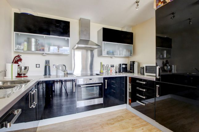 Kitchen of Merrivale Mews, Milton Keynes MK9