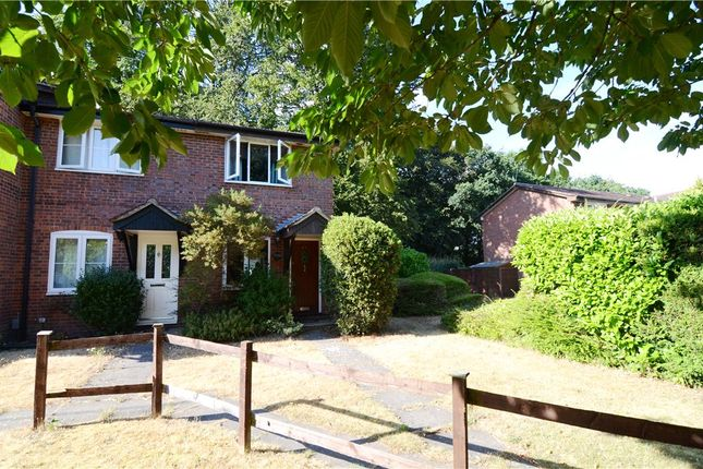 Thumbnail Terraced house for sale in Kingfisher Close, Farnborough, Hampshire