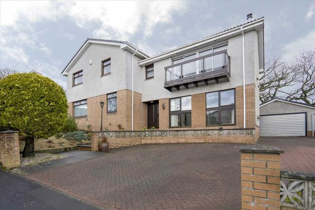 Thumbnail Detached house for sale in Battock Road, Brightons, Falkirk