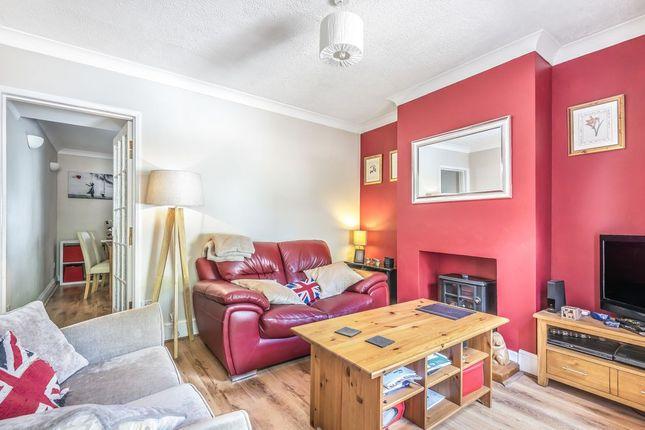 Living Room of Nadder Terrace, Churchfields Road, Salisbury SP2