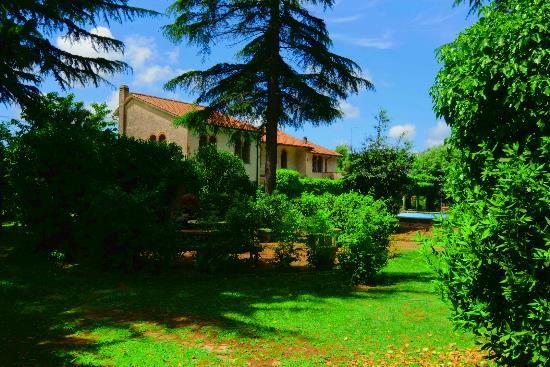 Travertino, Manziana, Rome, Lazio, Italy