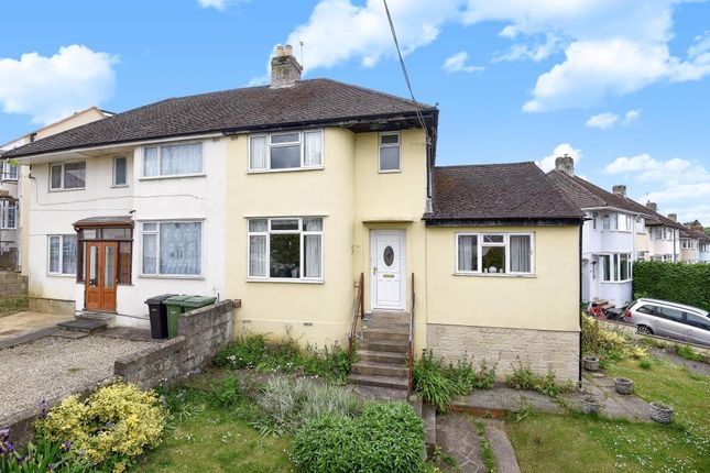 Thumbnail Semi-detached house for sale in Botley, Oxford