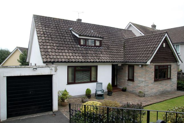 Thumbnail Detached bungalow for sale in Cecil Road, Weston-Super-Mare