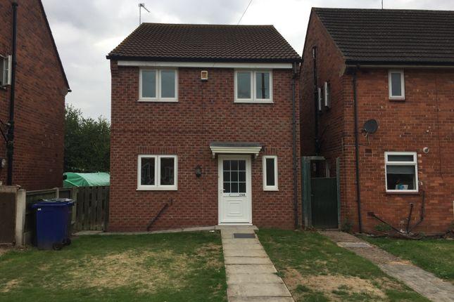 Thumbnail Detached house to rent in Hazel Avenue, Auckley, Doncaster