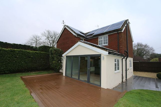 Thumbnail Detached house for sale in Worthing Road, Dial Post, Horsham, West Sussex