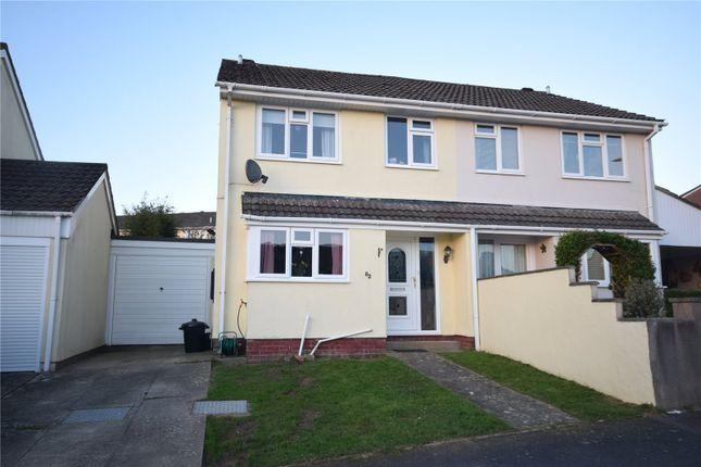 Thumbnail Semi-detached house for sale in Lower Burwood Road, Torrington