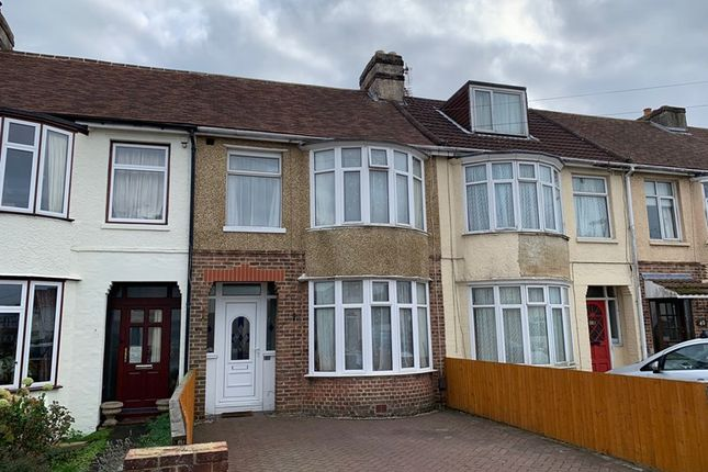 Thumbnail Terraced house to rent in Eastbourne Avenue, Gosport