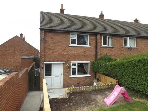 Thumbnail End terrace house for sale in Bryn Dyrys, Bagillt, Flintshire
