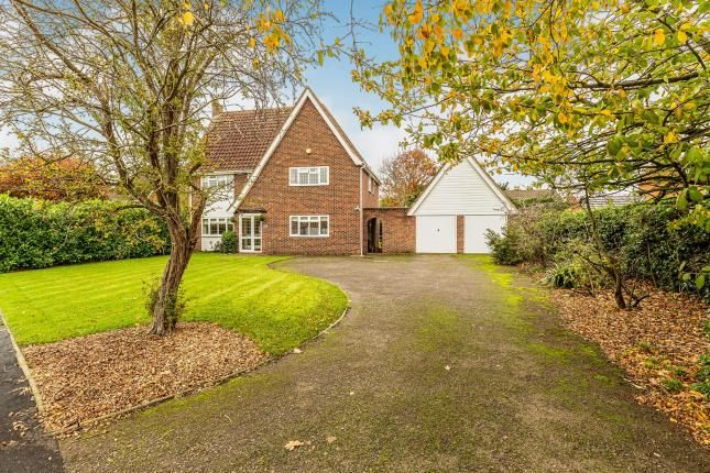 Thumbnail Detached house for sale in Moat Green, Sherbourne, Warwick