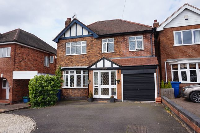 Thumbnail Detached house for sale in Salters Lane, Tamworth