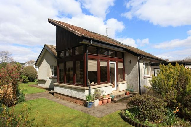 Thumbnail Detached house for sale in Dalginross, Comrie