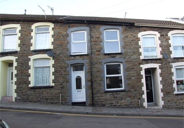 Thumbnail Terraced house for sale in Court Street, Clydach, Tonypandy, Rhondda Cynon Taff.