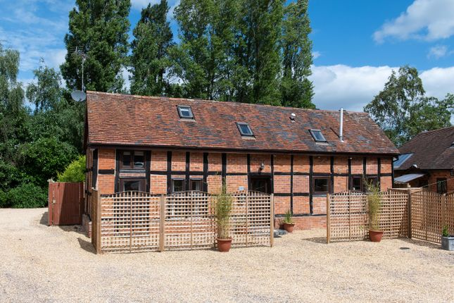 2 bed barn conversion for sale in Old Berrow Croft, Ullenhall, Henley-In-Arden, Warwickshire B95
