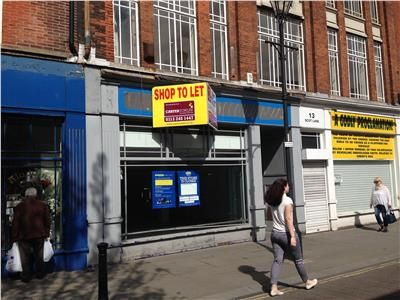 Retail premises to let in 11, Scot Lane, Doncaster, South Yorkshire