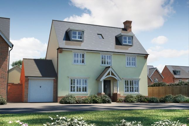 Thumbnail Detached house for sale in Tanton Road, Flitch Green, Dunmow
