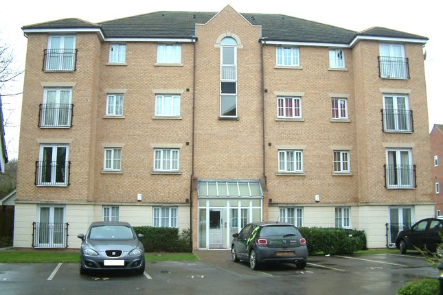 Thumbnail Flat to rent in Primrose Place, Bessacarr
