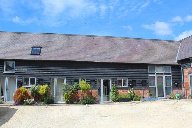 Thumbnail Terraced house for sale in Walford Barns, Baschurch, Shrewsbury, Shropshire
