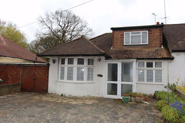 4 bed semi-detached bungalow for sale in Courtland Avenue, North Chingford, London E4