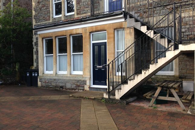 Thumbnail Flat to rent in Kings Road, Clevedon