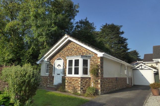 Thumbnail Bungalow to rent in Marks Drive, Bodmin