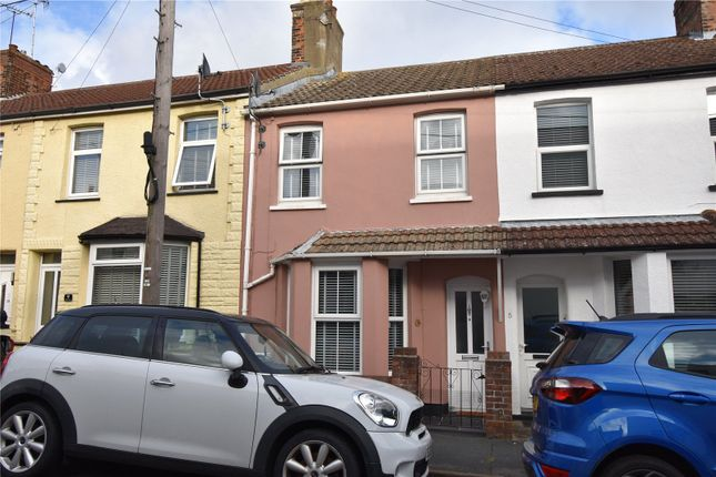 3 bed terraced house for sale in Adelaide Street, Parkeston, Harwich, Essex CO12
