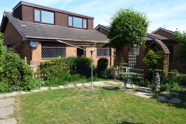 Thumbnail Detached bungalow for sale in Wallis Way, Baddeley Edge, Stoke-On-Trent