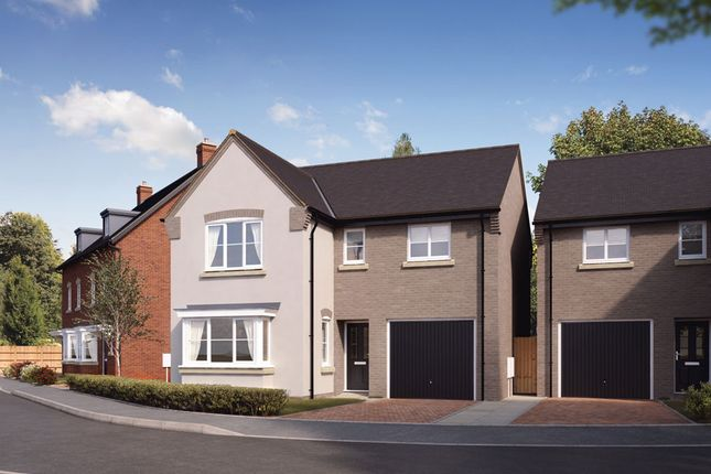 Thumbnail Detached house for sale in Eversley Road, Norwich