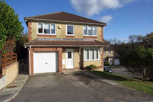 Thumbnail Detached house to rent in Clos Y Carw, Llantwit Fardre, Pontypridd