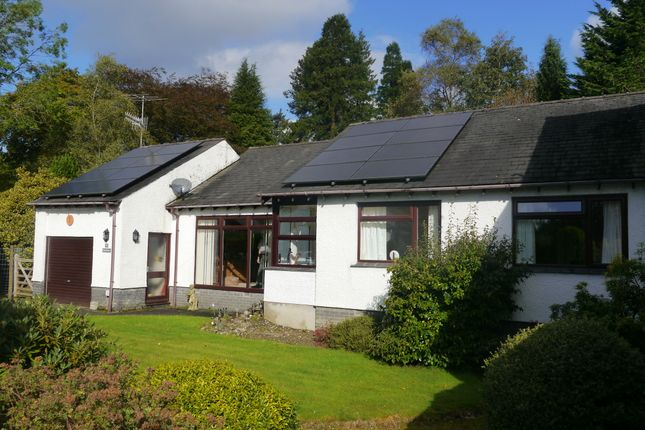 Thumbnail Detached bungalow for sale in 9 Loughrigg Meadow, Ambleside