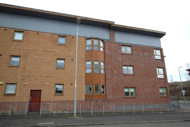 Thumbnail Flat to rent in Marshall Street, Wishaw