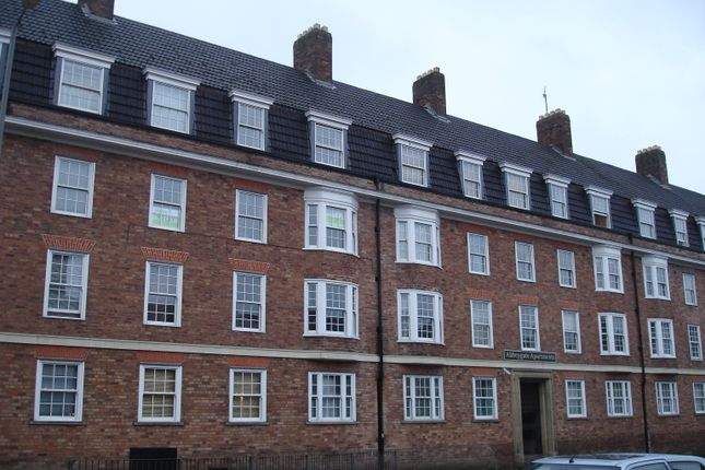 Thumbnail Flat to rent in Abbeygate Apartments, Liverpool