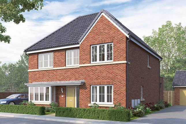 """Thumbnail Detached house for sale in """"The Ramsbury"""" at Northgate Lodge, Skinner Lane, Pontefract"""