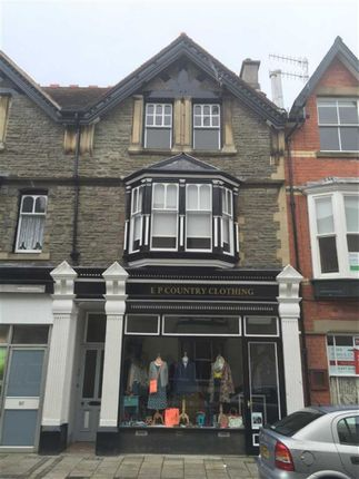Thumbnail Maisonette to rent in Ty Newydd, West Street, Rhayader, Powys