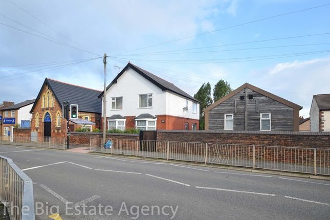 Thumbnail Detached house for sale in Brunswick Road, Buckley