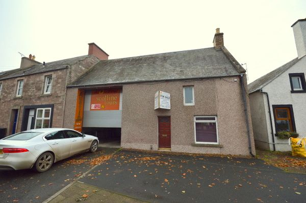 Thumbnail Land for sale in Station Road, Earlston, Scottish Borders