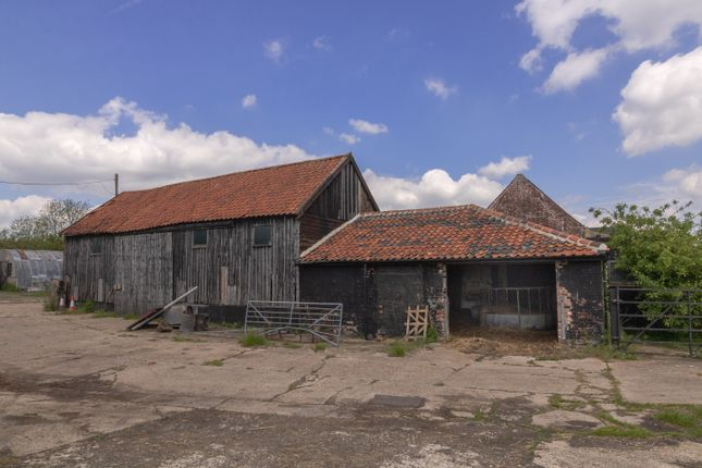 Thumbnail Barn conversion for sale in Kirstead Green, Norwich