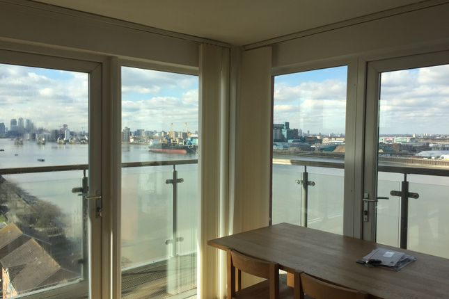 Thumbnail Flat to rent in Jigger Mast Quay, Woolwich