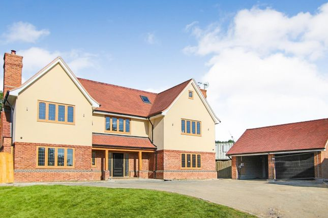 Thumbnail Detached house for sale in Tithepit Shaw Lane, Warlingham