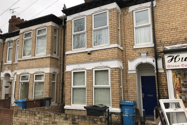 Thumbnail Flat to rent in Albert Avenue, Anlaby Road, Hull