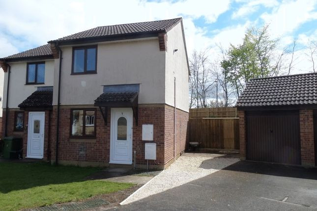 Thumbnail Semi-detached house to rent in Barton Walk, Frome