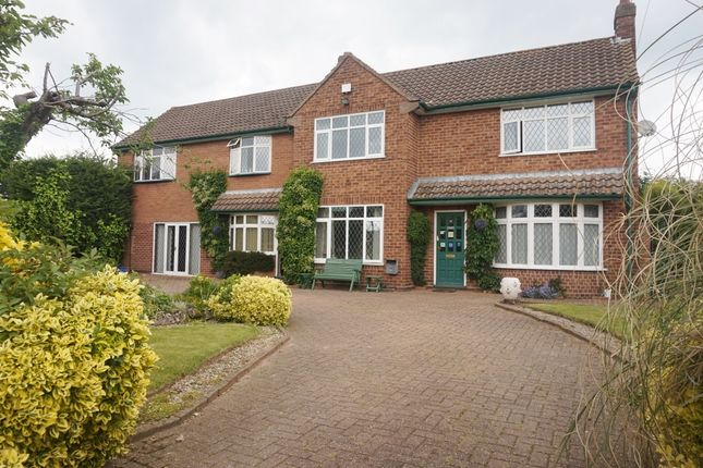 Thumbnail Detached house for sale in Farthing Lane, Curdworth, Sutton Coldfield