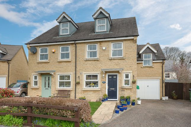 Thumbnail Semi-detached house for sale in Stone Close, Corsham