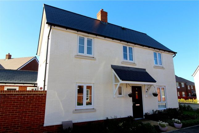 Thumbnail Detached house for sale in Rowan Gardens, Ringwood