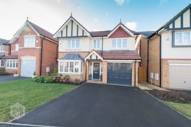 Thumbnail Detached house for sale in Raleigh Close, Horwich, Bolton