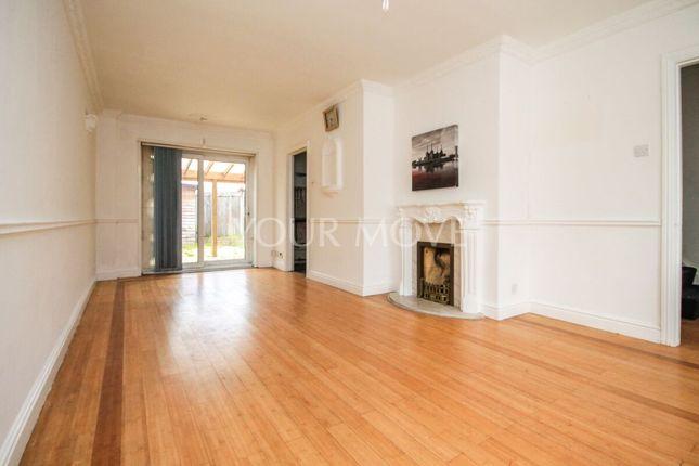Thumbnail Semi-detached house to rent in Mungo Park Road, Rainham