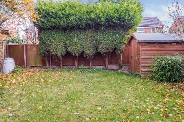 Garden of Clarkson Drive, Beeston, Nottingham, Nottinghamshire NG9