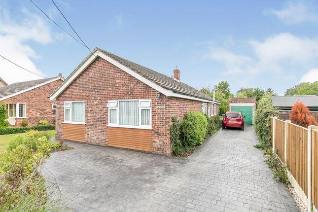 Thumbnail Detached bungalow for sale in Honey Tye, Leavenheath, Colchester
