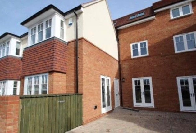 Thumbnail Semi-detached house to rent in West Street, Marlow